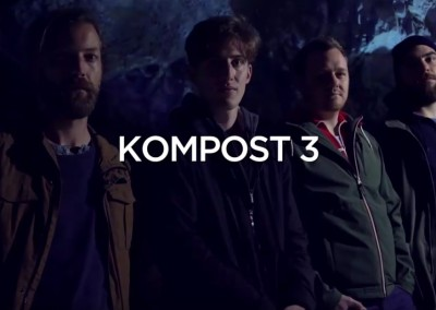 KOMPOST3 @ ELEVATE (short film, ARTE Concert)