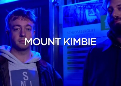 MOUNT KIMBIE @ ELEVATE (short-film, ARTE Concert)