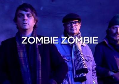 ZOMBIE ZOMBIE  @ ELEVATE (short-film, ARTE Concert)