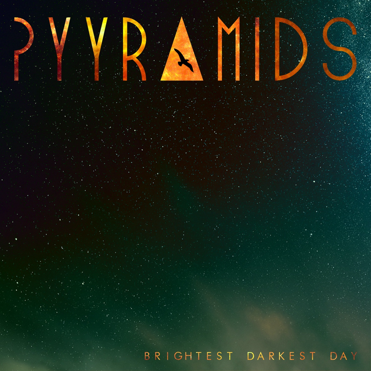 "::: PYYRAMIDS // 1e date française à la Flèche d'Or le 15 avril // 1er LP ""Brightest Darkest Day"" le 15 avril prochain :::"