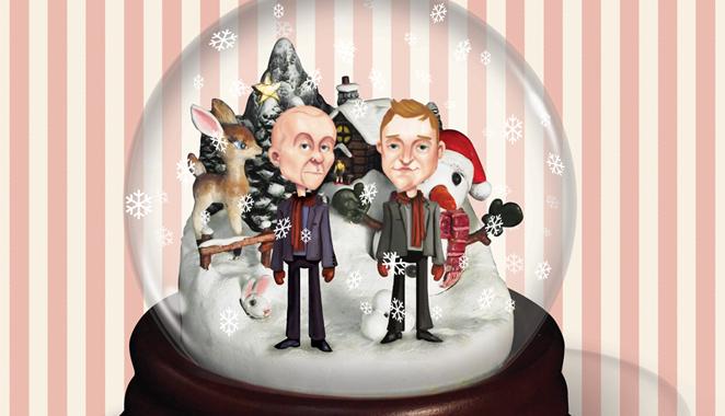 "ERASURE : ""Snow Globe"", nouvel album chez Mute le 11 novembre"