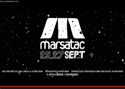 MARSATAC 2014 – OFFICIAL VIDEOS