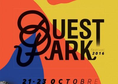 Festival OUEST PARK 2016 (PR)