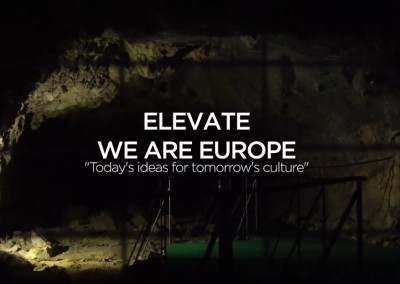 WE ARE EUROPE @ ELEVATE FESTIVAL (live-stories Arte Concert)